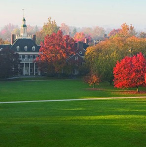 miami university fall colors